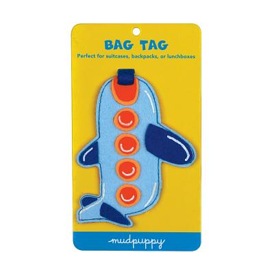 Airplane Bag Tag By Williams, Nate (ILT)