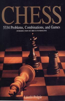 Chess By Pandolfini, Bruce (INT)/ Polgar, Laszlo